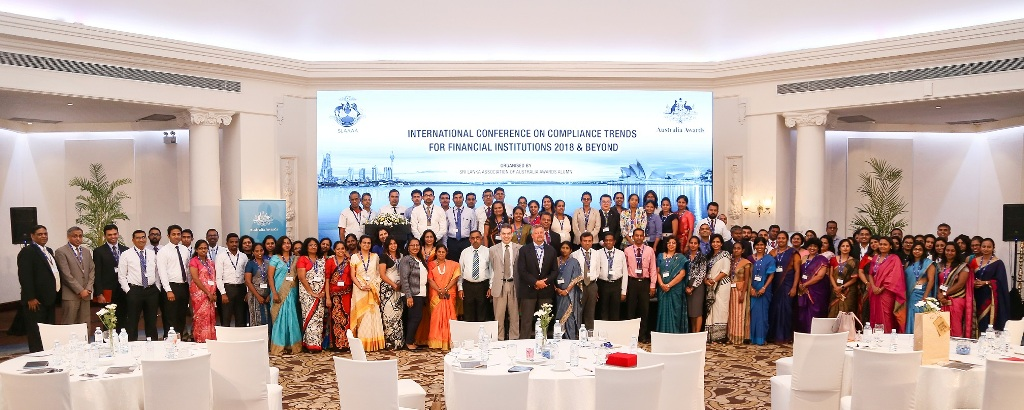 Australia Awards alumni in Sri Lanka organised ?The International Conference on Compliance Trends for Financial Institutions 2018 & Beyond?