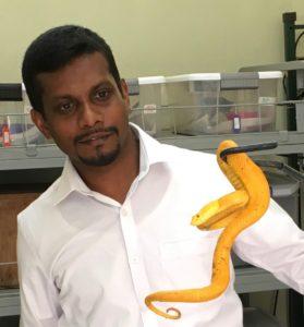 Dr Kalana Maduwage